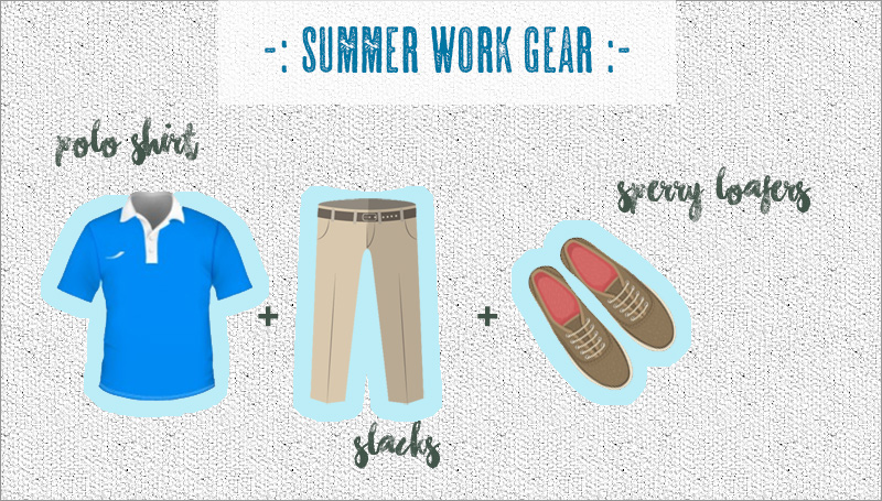 Summer Work Wear