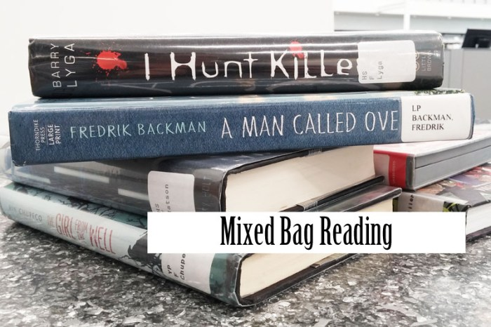 mixed bag reading