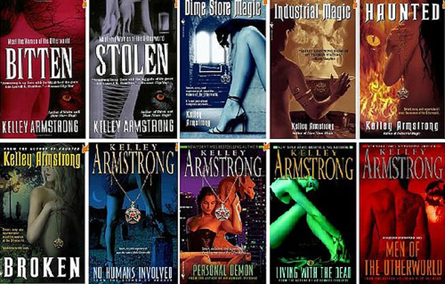 otherworld book series