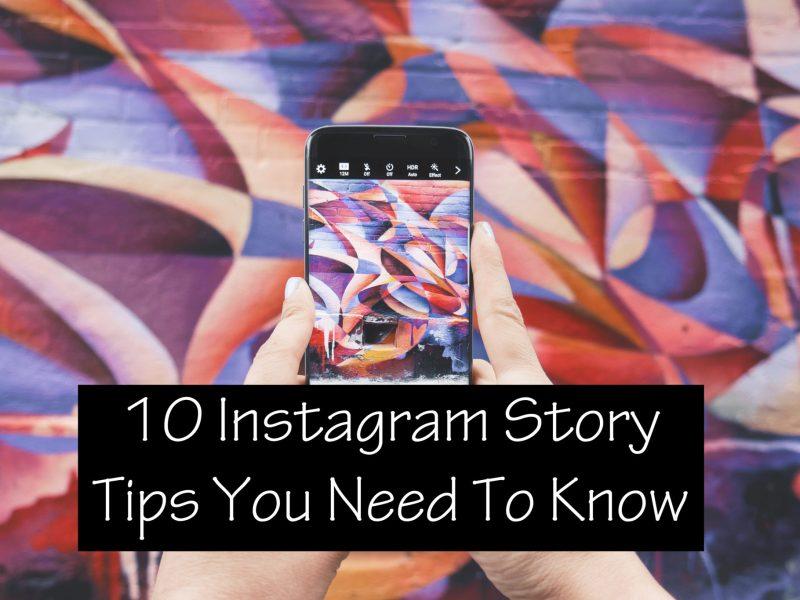 instagram stories guide