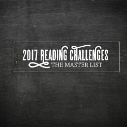 2017 Reading Challenges Master List