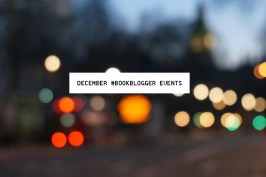 DDecember Book Blogger Events
