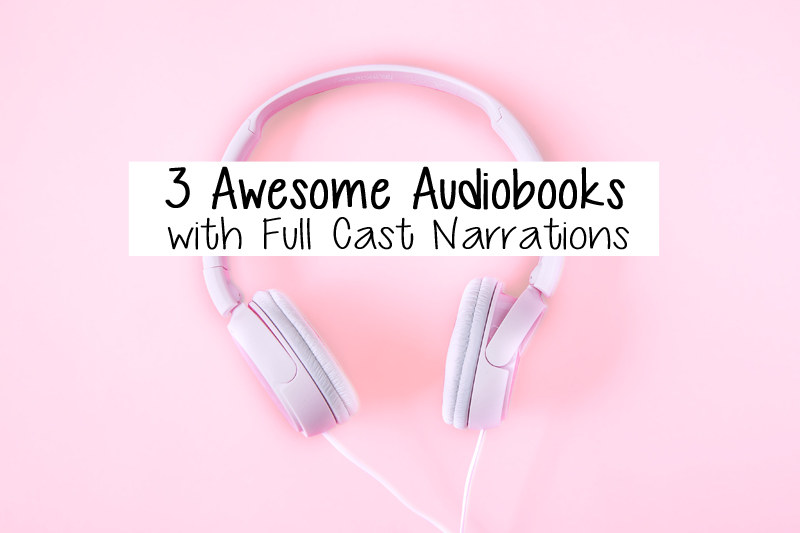 Audiobooks With Full Casts Narrations