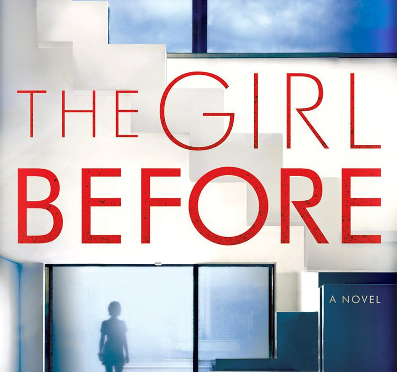 the girl before book