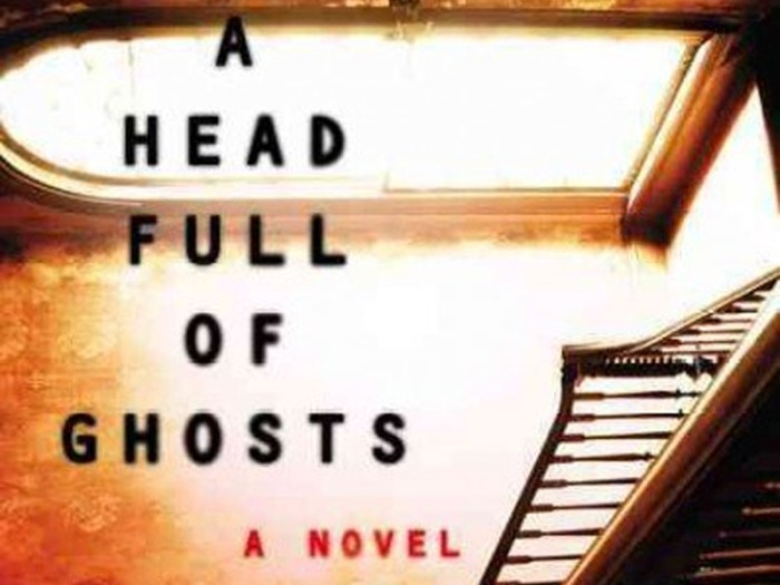 a head full of ghosts book