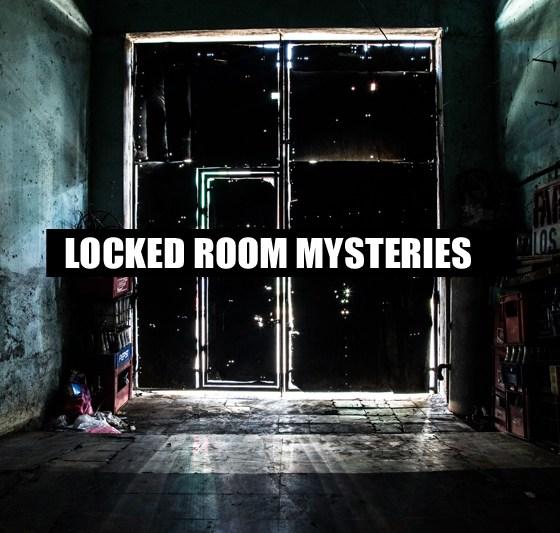 locked room mystery books