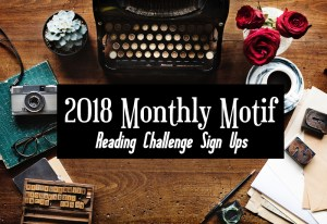 2018 Monthly Motif Reading Challenge