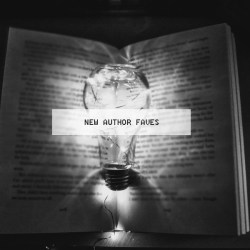new author faves