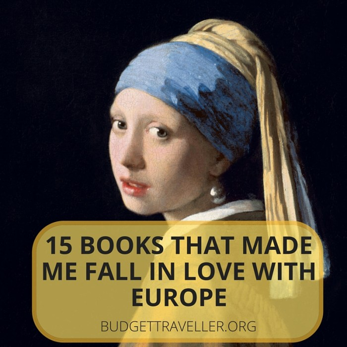 Books That Will Make You Fall For Europe