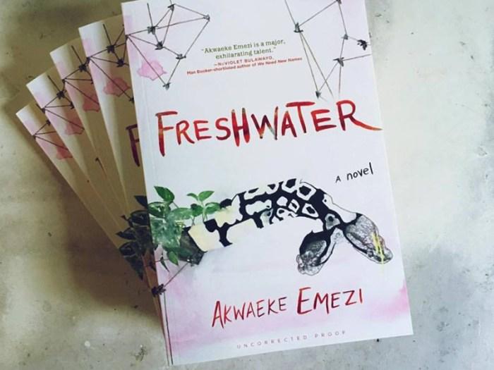 Freshwater (Book)
