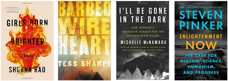 March Amazon Best Books