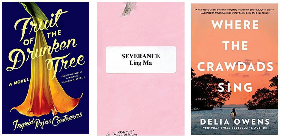 Amazon Best Books Aug 2018
