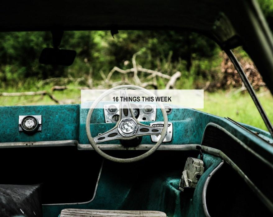 16 Weekly Links