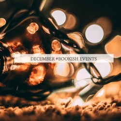December Bookish Events