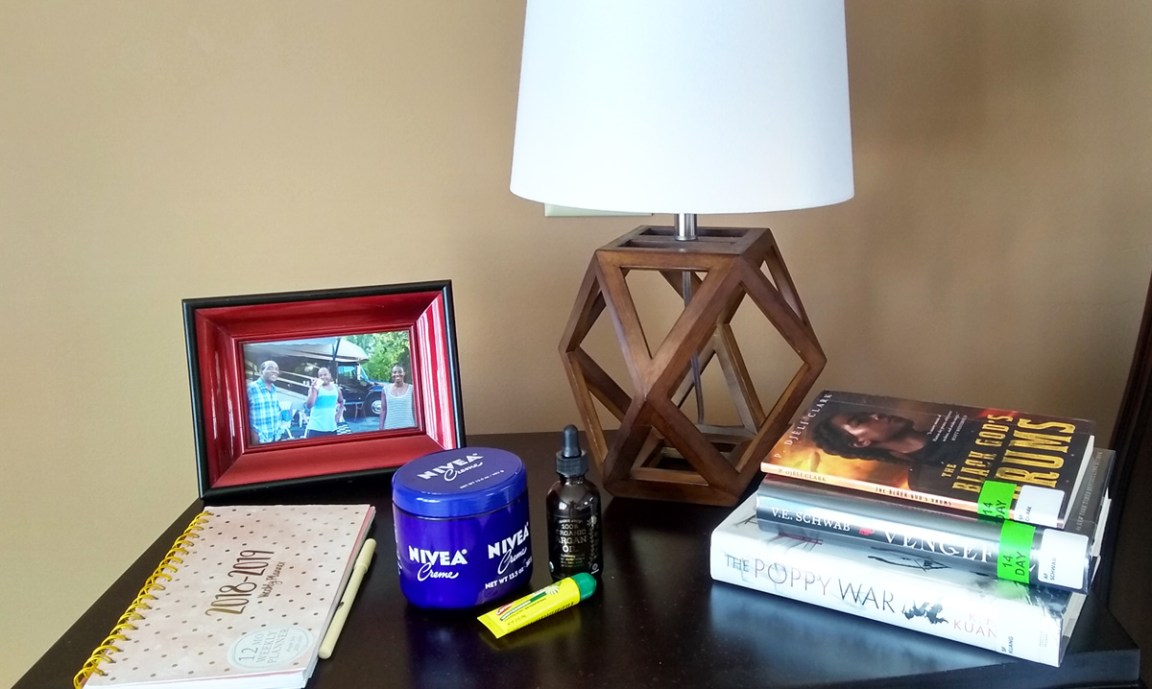 Winter 2019 Nightstand