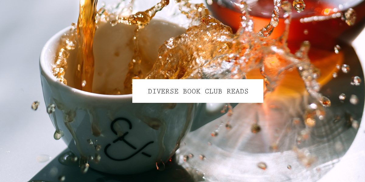 diverse book club reads
