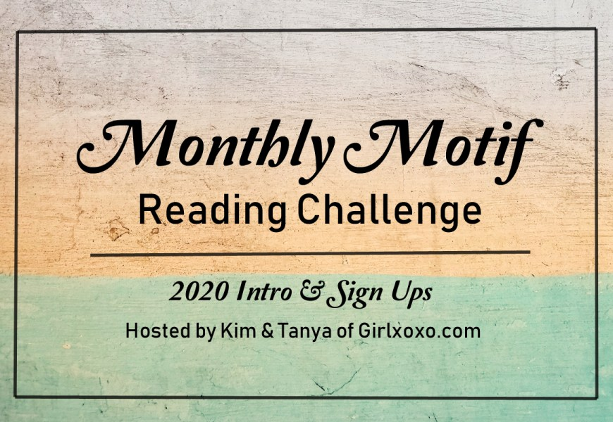 2020 Monthly Motif Reading Challenge