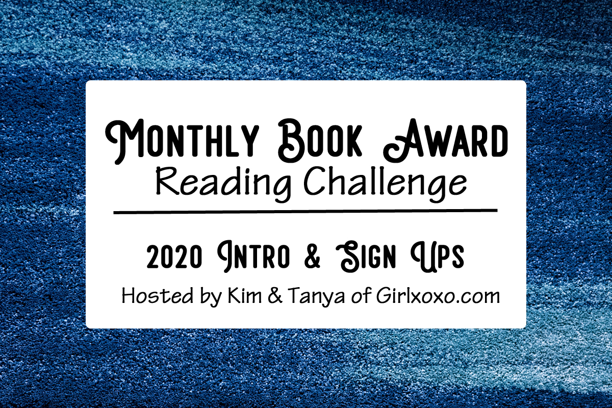 Book Awards Reading Challenge graphic