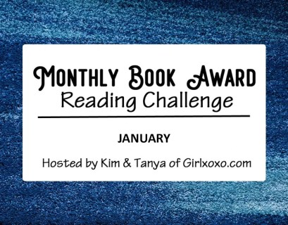 Book Awards Reading Challenge January