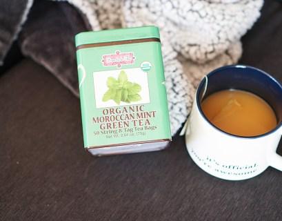 Brew La La Organic Moroccan Mint Tea