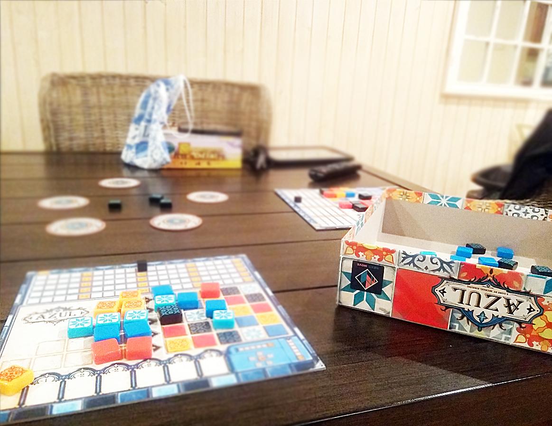 Azul Boardgame