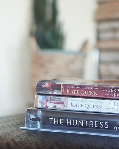 Kate Quinn Books
