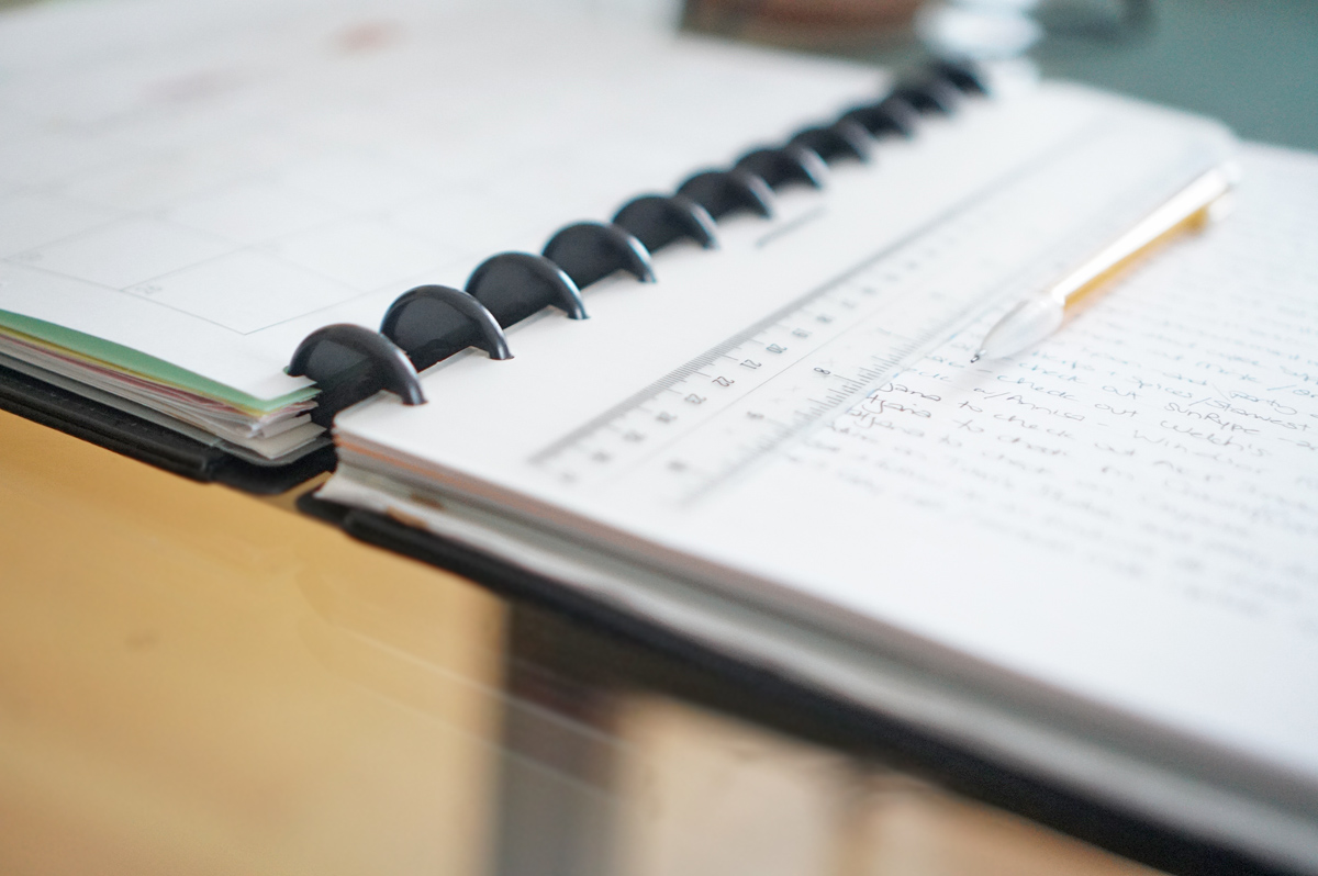 Work Planner Notes