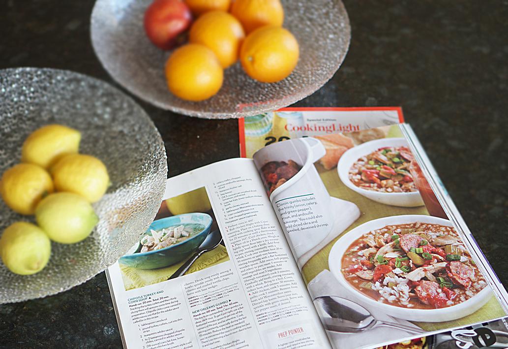 Magazine Gumbo Recipe