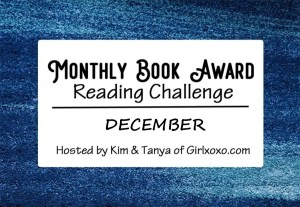 December Book Award Reading Challenge