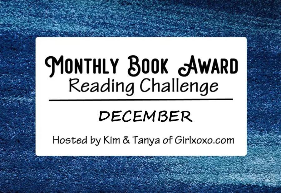 December Book Award Reading Challenge