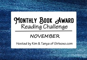 November Book Award Reading Challenge