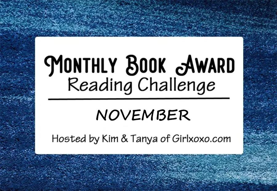 November Book Award Reading Challenge