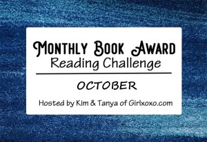 October Book Award Reading Challenge
