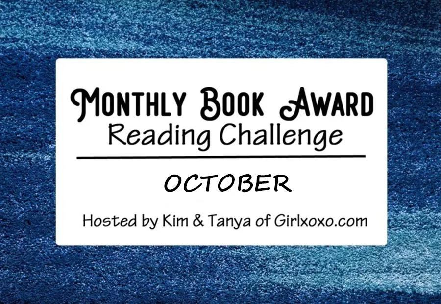 October Book Award Reading Challenge