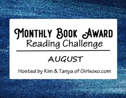 August Book Award Reading Challenge