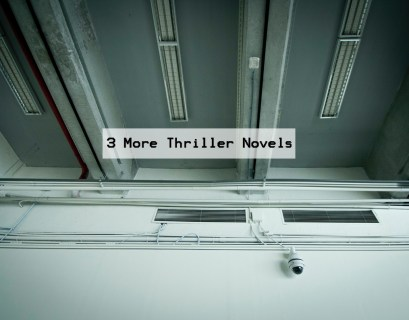 3 More Thriller Novels
