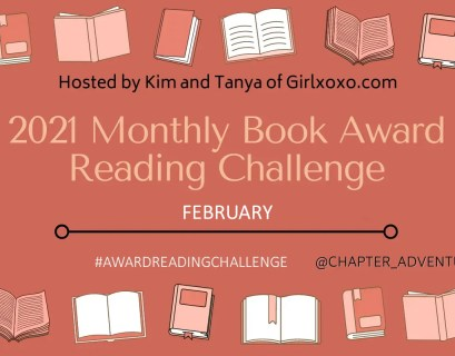 February Book Awards Challenge