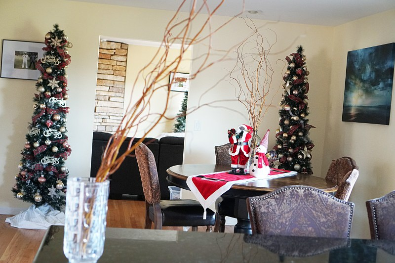 Kitchen Dining Christmas