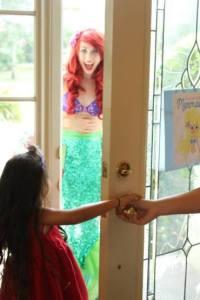 Little Mermaid Princess Party Greensboro