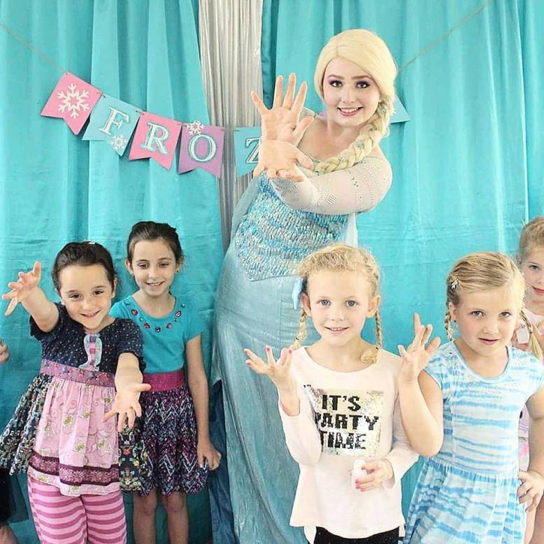 Frozen-Elsa-Birthday-Party-Greensboro