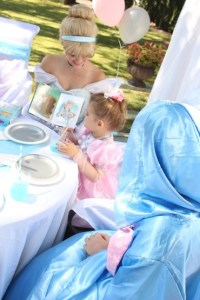 Greensboro Cinderella Princess Party