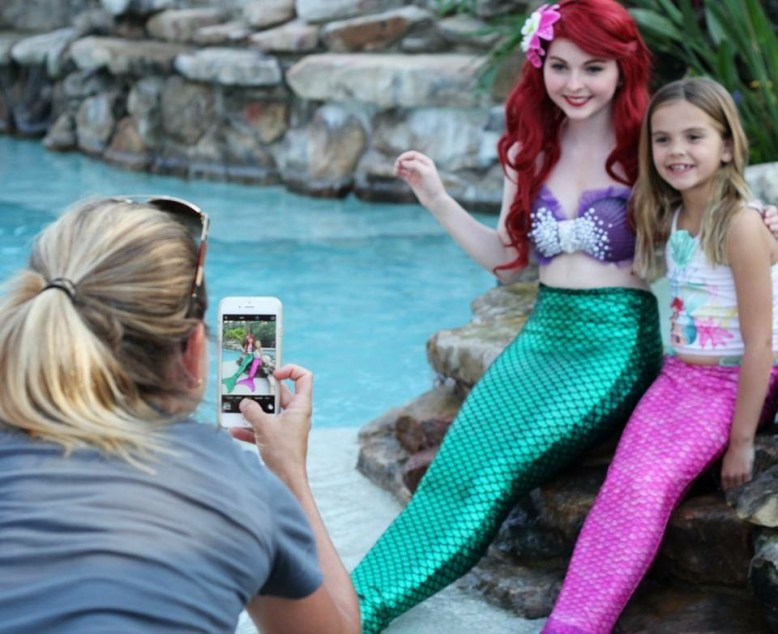 Nashville Tennessee Mermaid Party