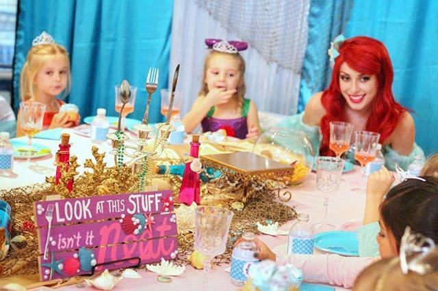 Nashville Princess Party