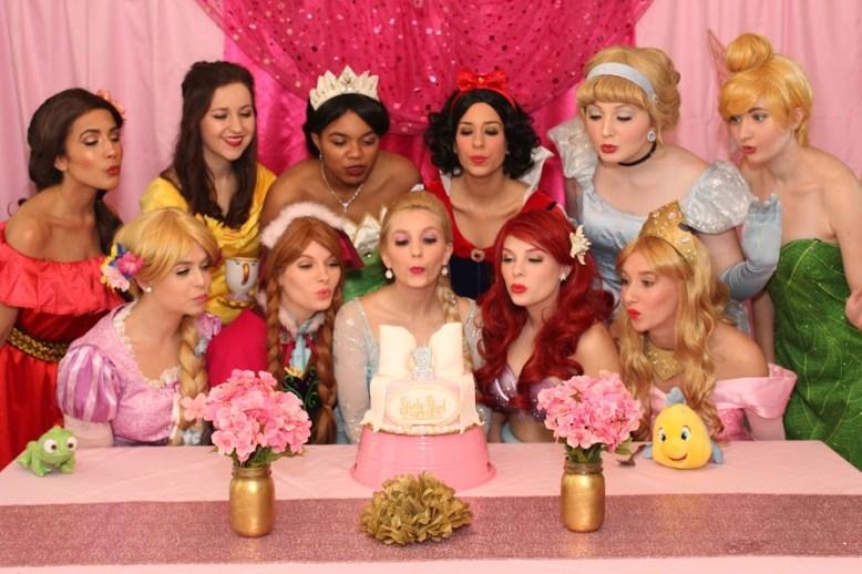 Nashville Princess Party