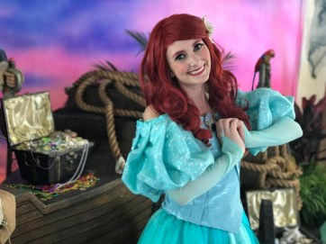 Ariel Little Mermaid Birthday Jacksonville