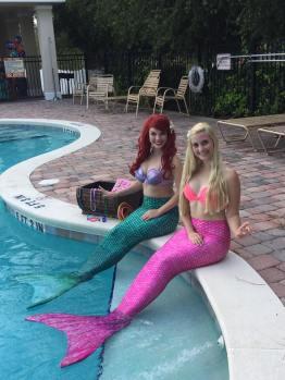 Jacksonville Mermaid Party