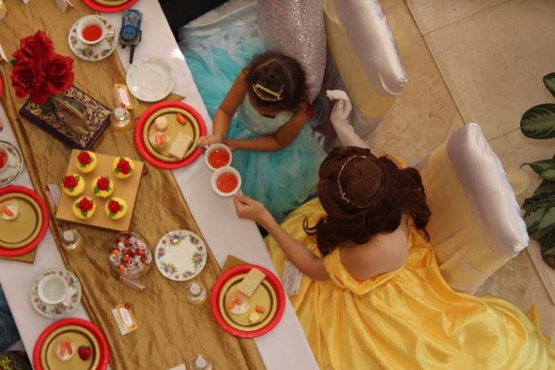 Jacksonville Princess Party - Tea Party for Kids
