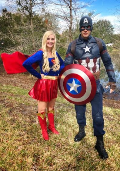 Jacksonville Superhero Birthday