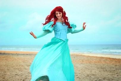 Little Mermaid Ariel Inspired Jacksonville