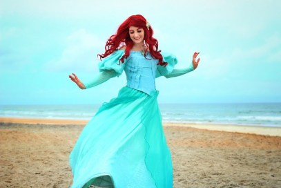 Little Mermaid Ariel Inspired Jacksonville